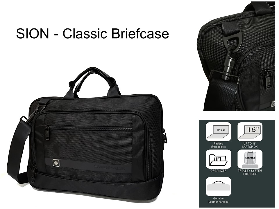 SION - Classic Briefcase